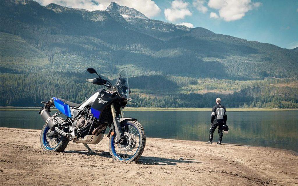 La Yamaha Ténéré 700 arrive au Canada